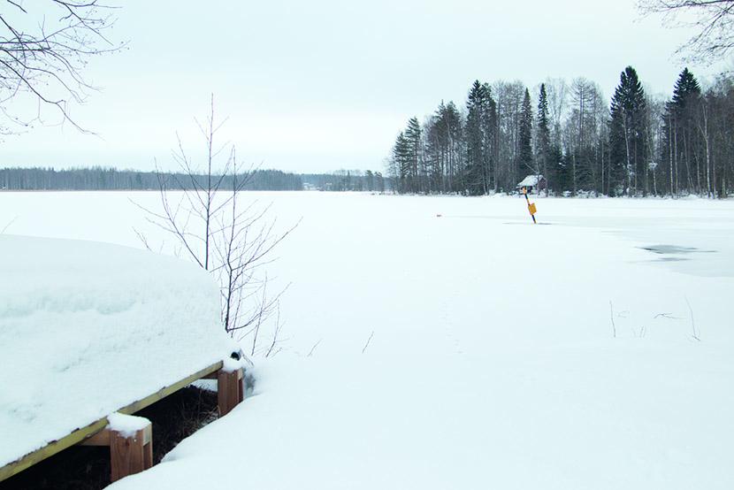 Järvien Jäätilanne