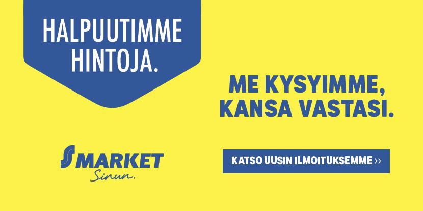 S-Market Joutsa