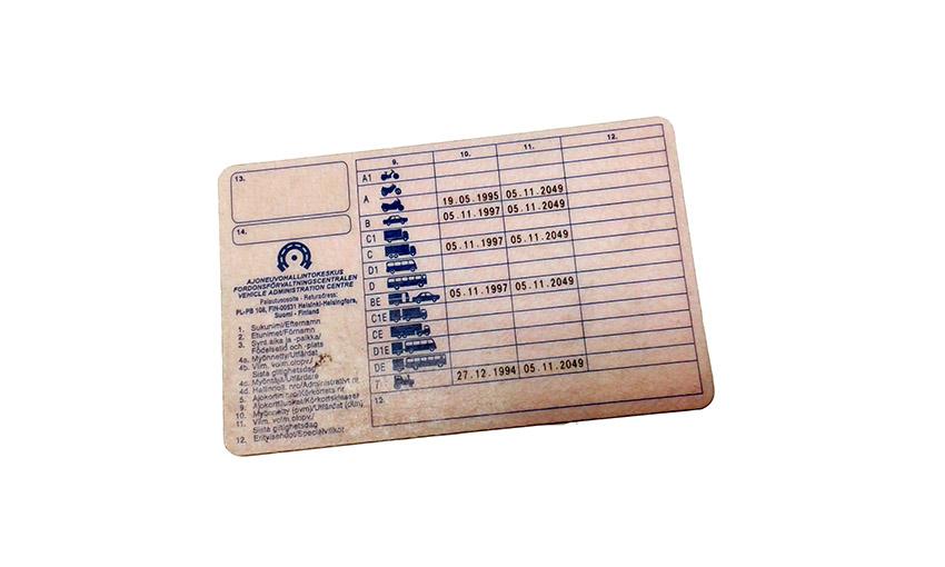 Käykö Vanha Passi Henkilöllisyystodistuksena