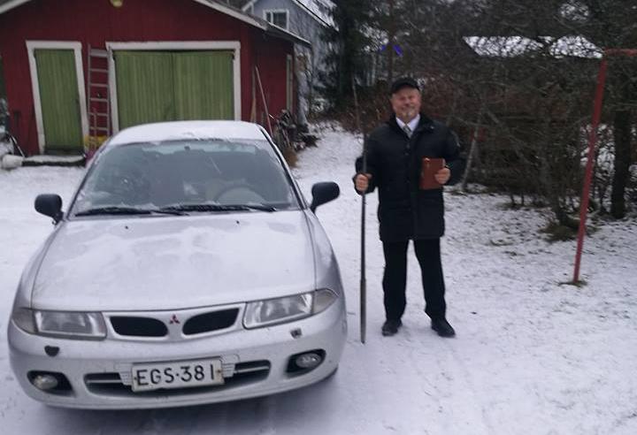 Varastettu Auto