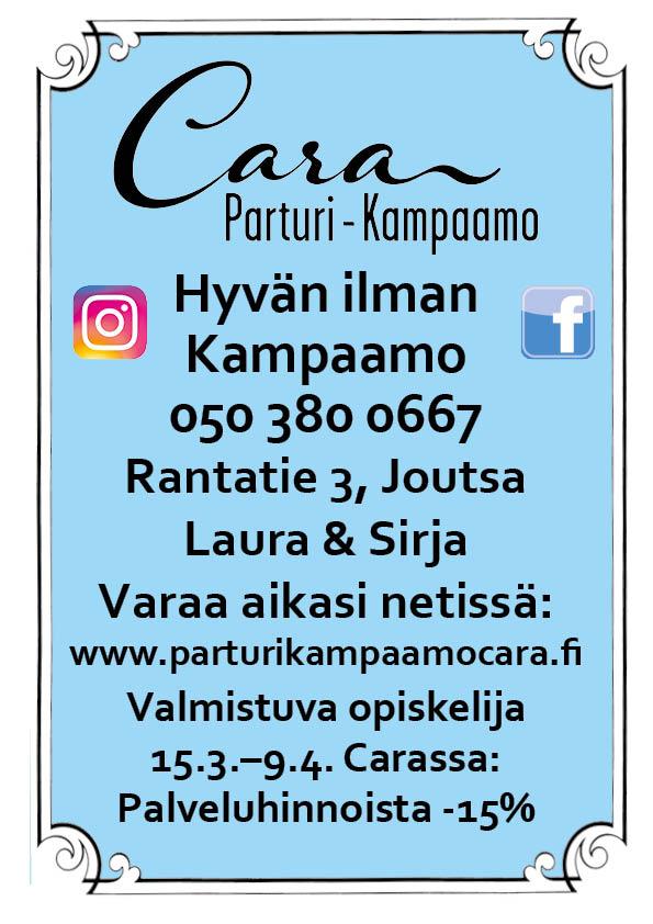 Parturi-Kampaamo Cara