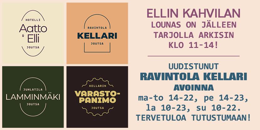 Mainos: Aatto & Elli Lounas