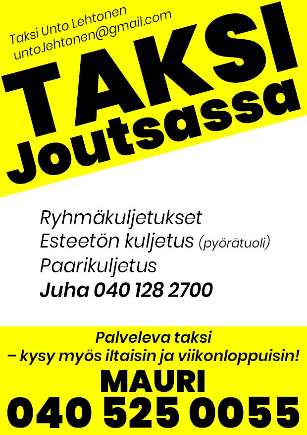 Taksi U. Lehtonen